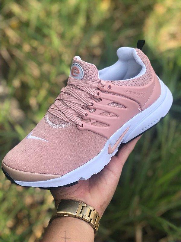 b61f34892ba Tênis Nike Air Presto Nude - Crey Shop