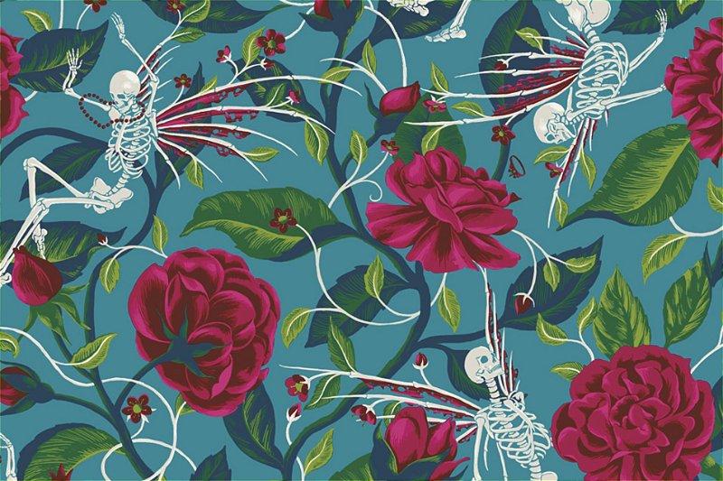 Compre tapetes divertidos e diferentes capacheria for Tapete floral