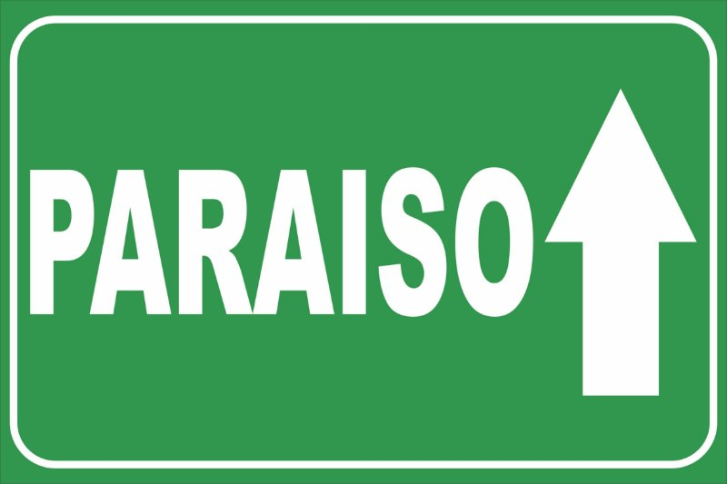 Tapete Paraiso