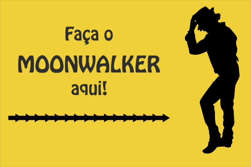 Tapete Moonwalker