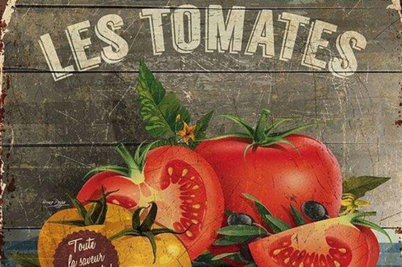 Tapete Tomates