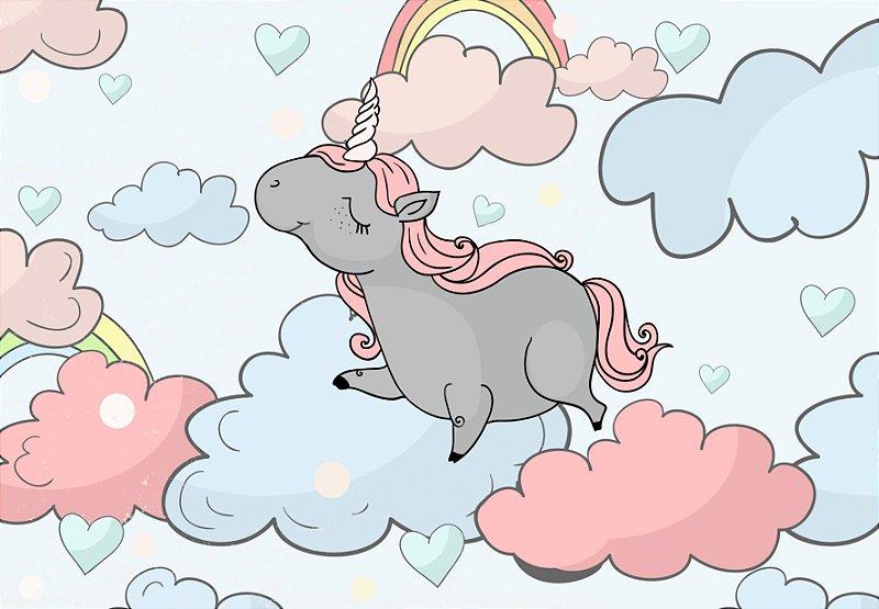 Tapete unicornio
