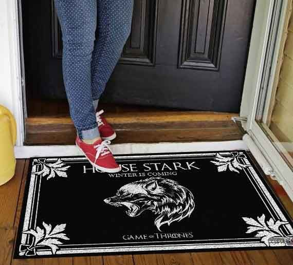 Capacho Game of Thrones - Stark