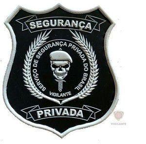 Brevê emborrachado segurança privada, escolta armada, agente segurança