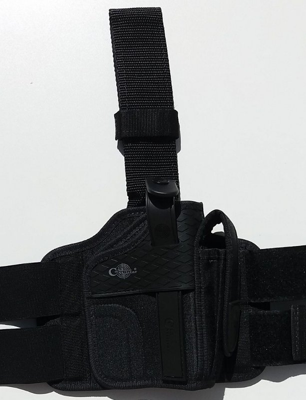 Coldre Bope  saque rápido Cia Militar