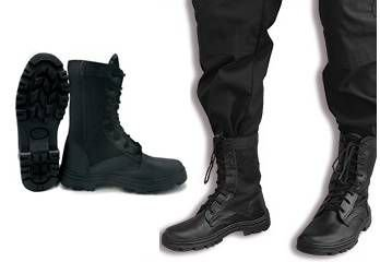 2 coturno militar com ziper - Promoção
