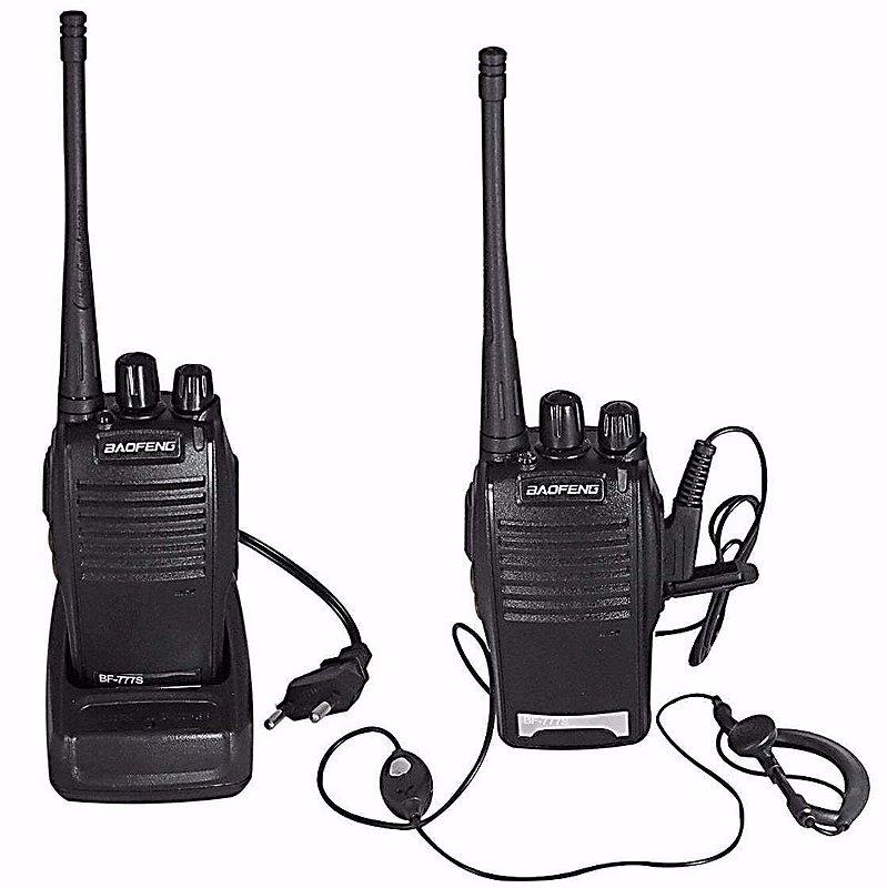 Kik  02 Radio comunicão HT