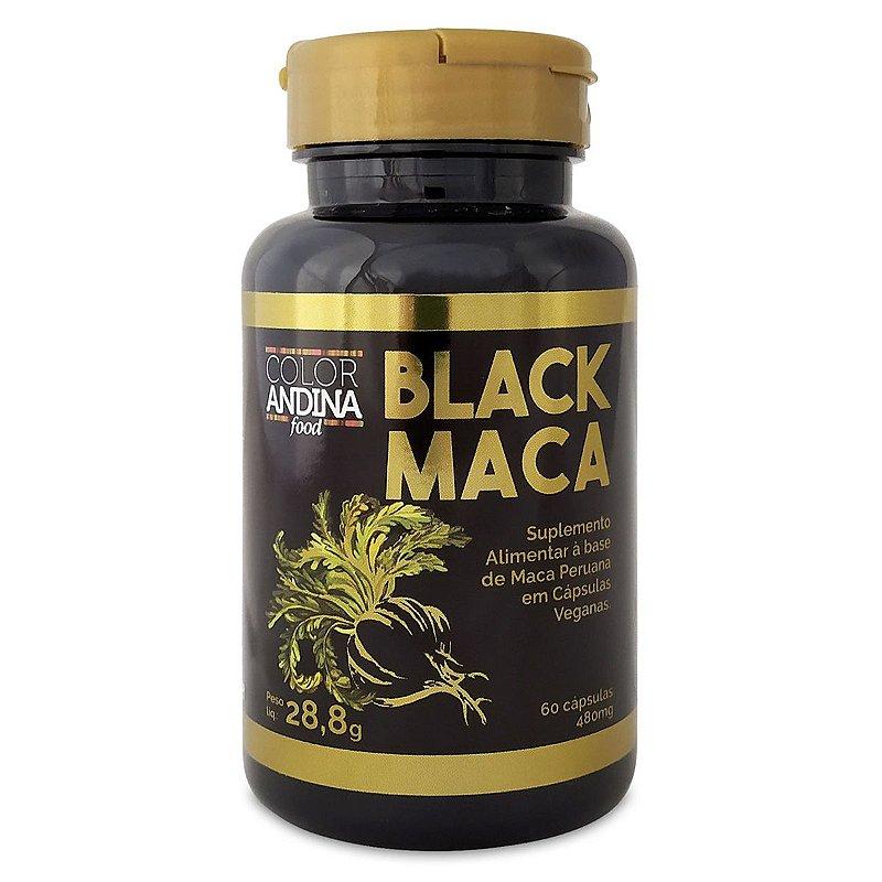 maca peruana preta para que serve