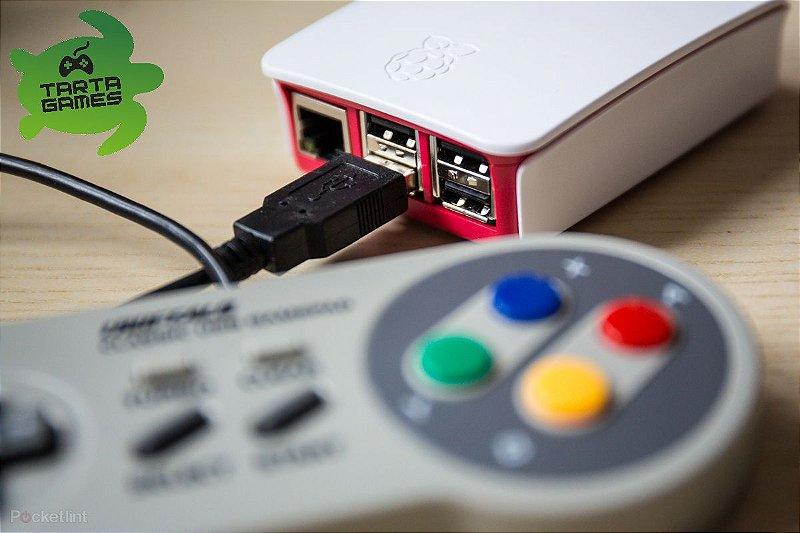 Vídeo Game Retro 10.000 Jogos + 2 Controles
