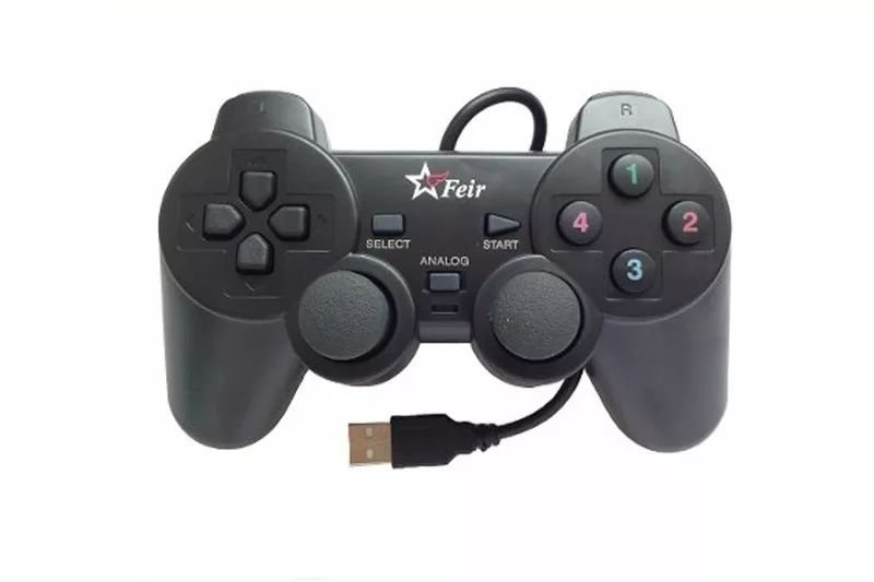 Controle USB Playstation para PC / Notebook / PS3