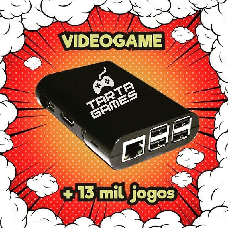 Vídeo Game Retro 13.000 Jogos