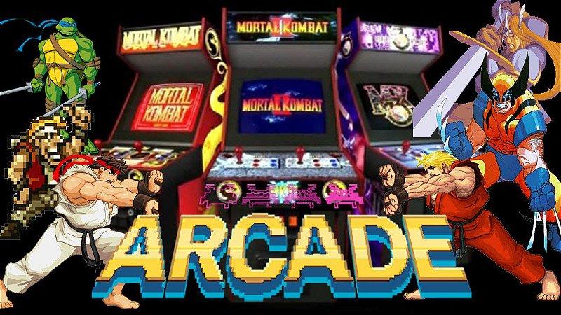 Clássicos do Fliperama: +300 Jogos de Arcade (Download Grátis para Windows)
