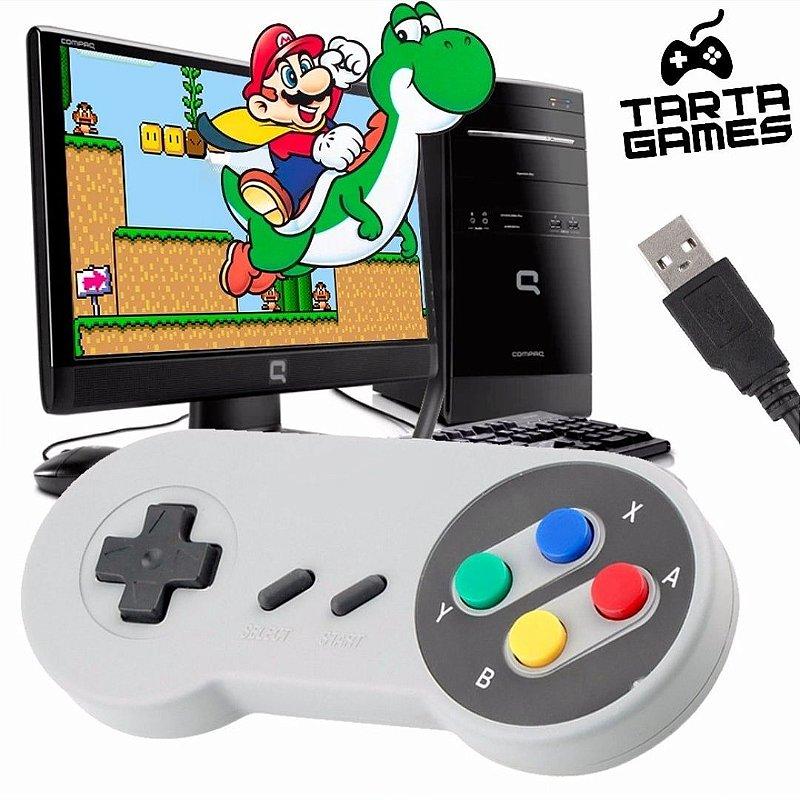 Pendrive 13.000 Jogos + 1 Controle USB (Notebook ou PC 64bits)
