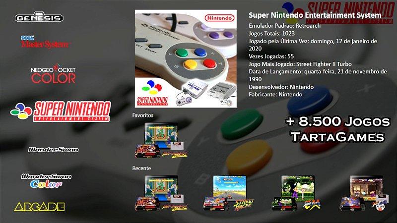 Sistema com 8.500 Jogos: Link para Download (PC / Notebook / Windows)