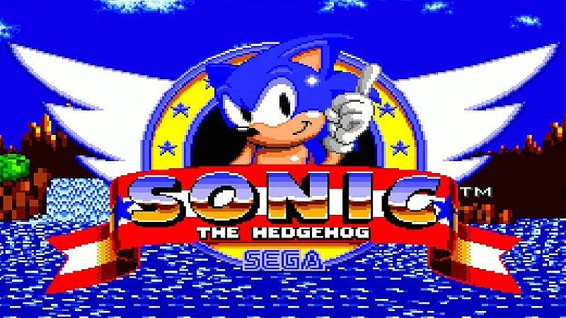 Sonic The Hedgehog - Jogar Online Grátis