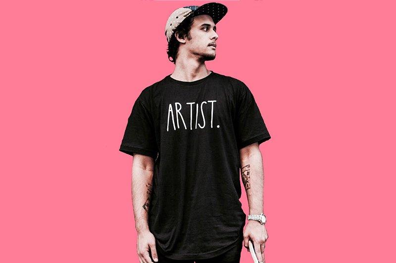 Camiseta ARTIST