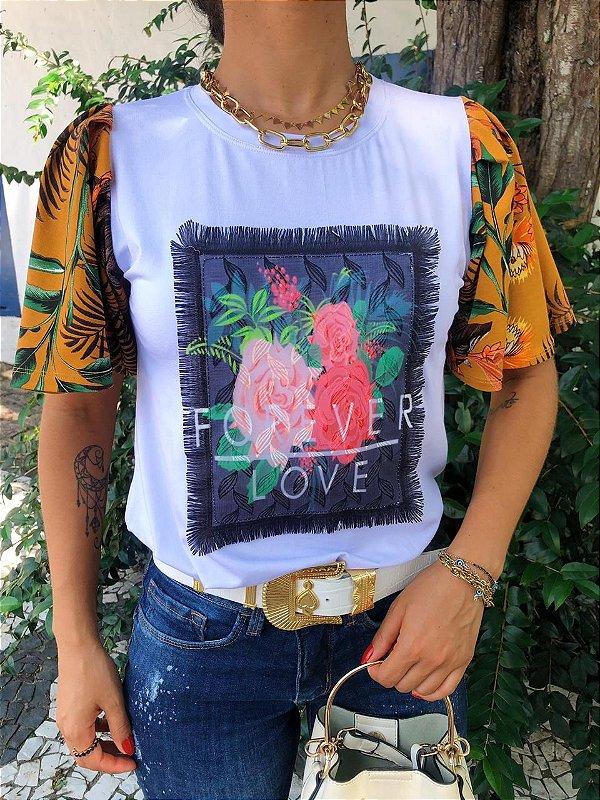 T-shirt Forever Love