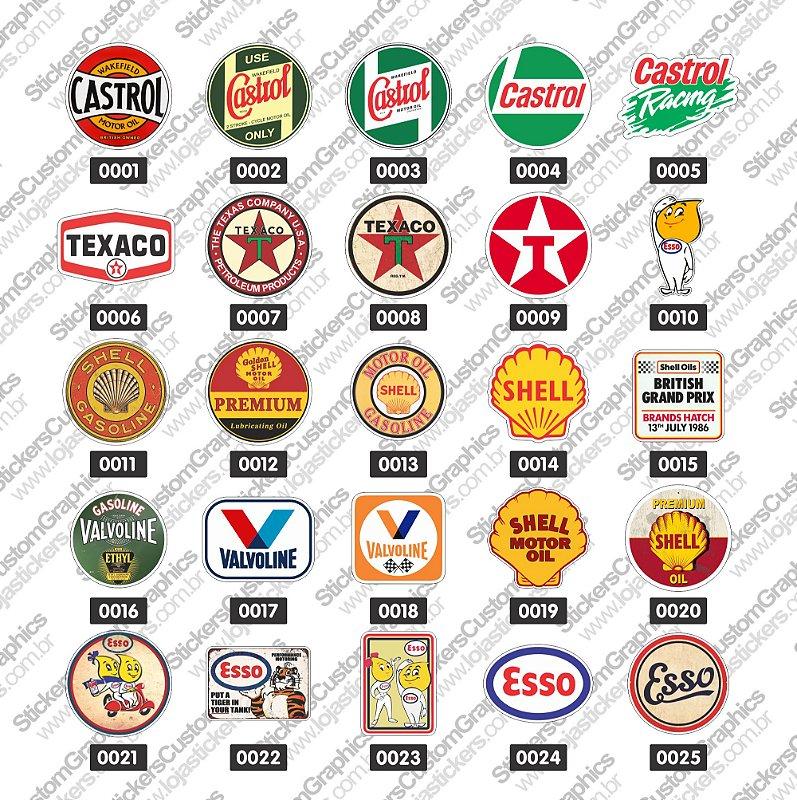 Adesivos Brands & Customs 1