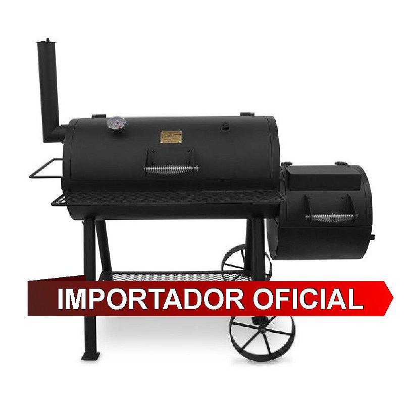OKLAHOMA HIGHLAND SMOKER/GRILL - Churrasqueira a Carvão / defumador