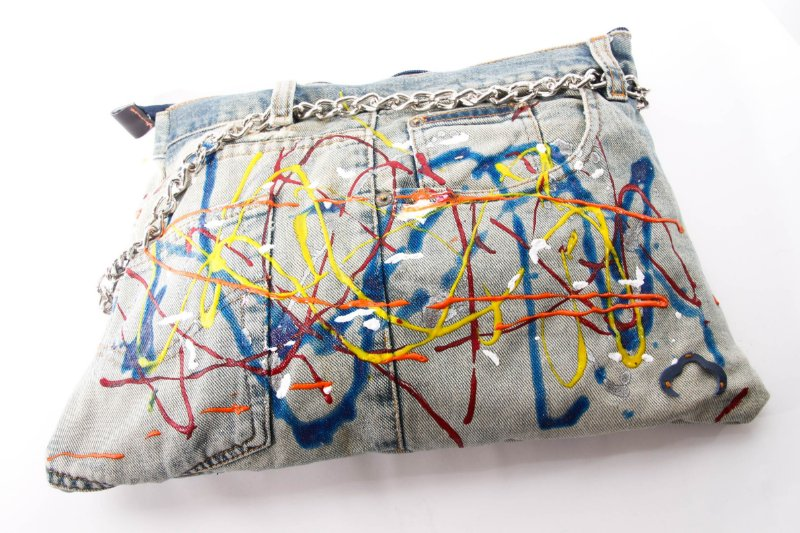 Bolsa Clutch Art Fashion  EcoModas
