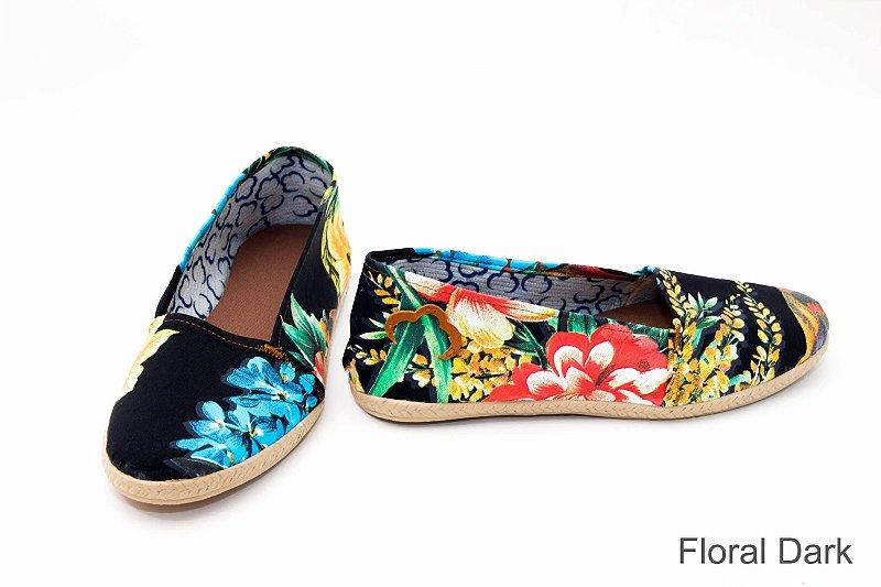 Sapatilha Fashion  EcoModas Várias Estampas