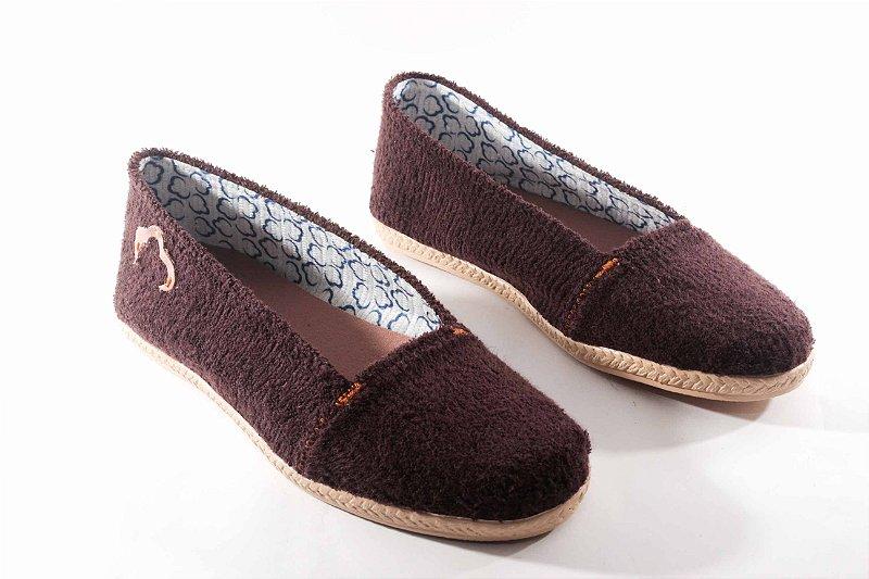 Alpargata Fashion veludo EcoModas Tam  36