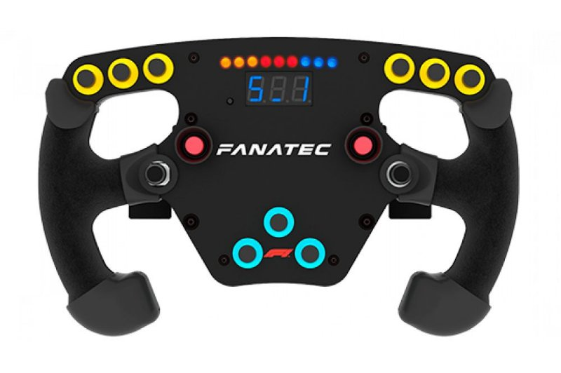 ClubSport Steering Wheel F1® Esports