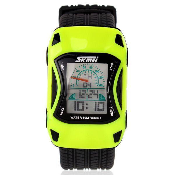 b7a67f59a10 Relógio Infantil Skmei Digital 0961 Verde - ShopDesconto - Aqui você ...