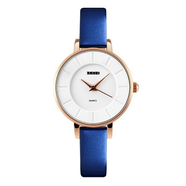 db2c5353c37 Relógio Feminino Skmei Analógico 1178 Azul - ShopDesconto - Aqui ...