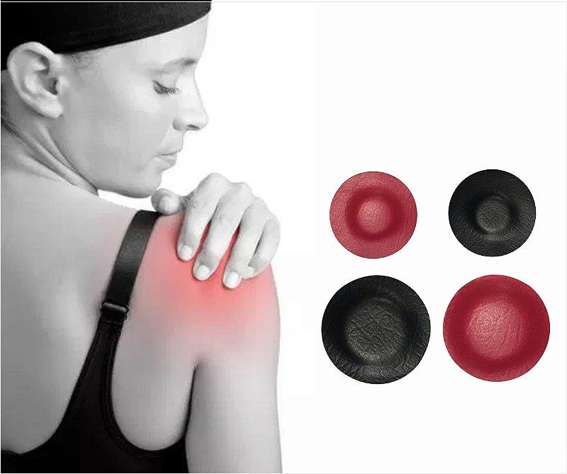 OMBRO - Kit de super ímãs para alívio da dor e tratamento complementar