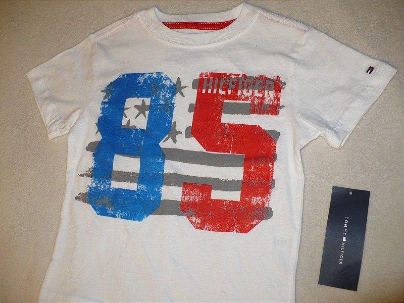 Camiseta Infantil - Tommy Hilfiger. 24 meses (2T)