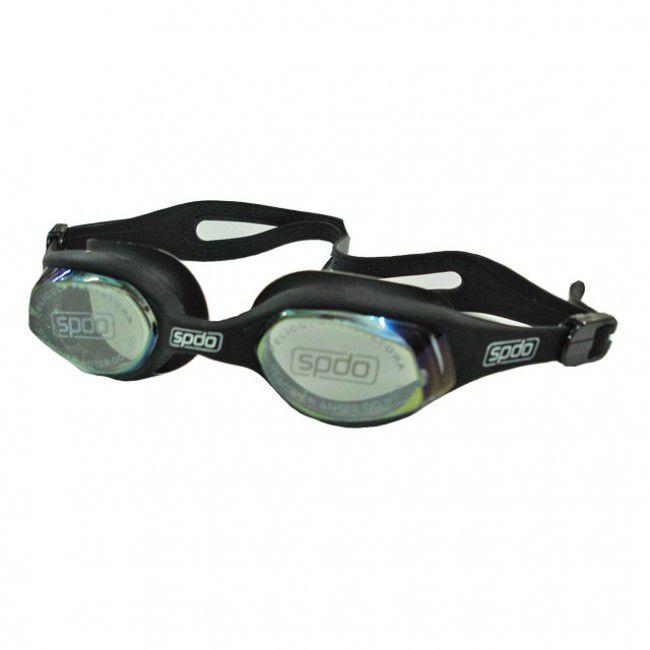 636dde87b Oculos Speedo Tempest Mirror Preto Espelhado - Atrito Zero