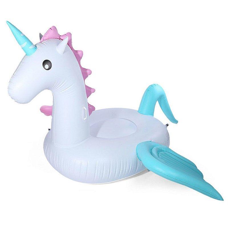 Bóia Gigante Unicórnio Pegasus