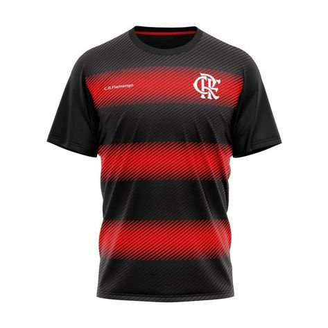 CAMISA FLAMENGO OFICIAL CASUAL CHANGE