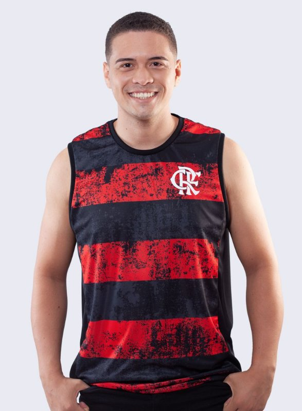 REGATA FLAMENGO OFICIAL CASUAL RENT