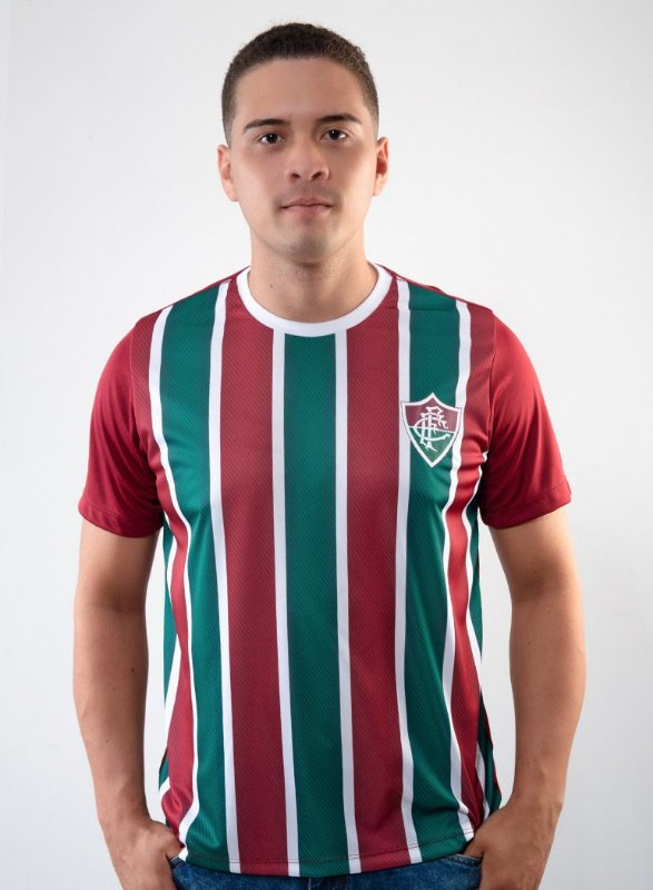 CAMISA FLUMINENSE OFICIAL CASUAL CHANGE