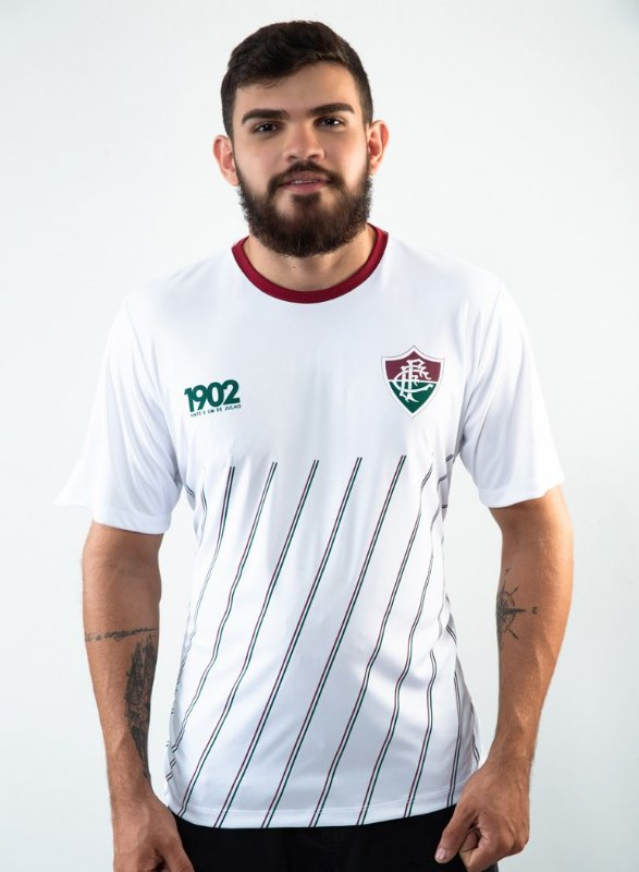 CAMISA FLUMINENSE OFICIAL CASUAL BEING