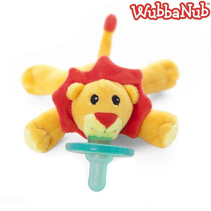WubbaNub: A chupeta mais fofa que existe! - Leão (Little Lion)