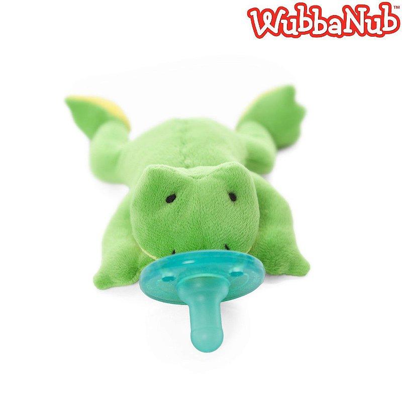 WubbaNub: A chupeta mais fofa que existe! - Sapo (Green Frog)