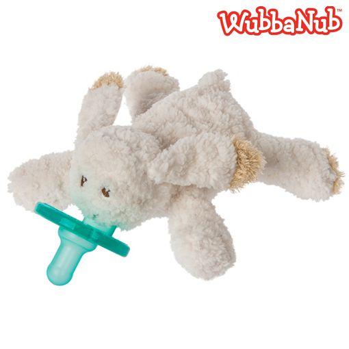 WubbaNub: A chupeta mais fofa que existe! - Coelho (Mary Meyer)