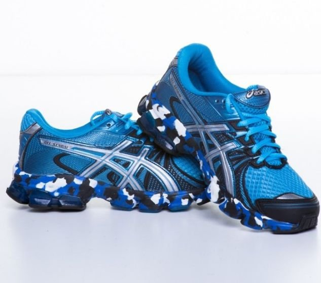 8449028cfd0 Asics Gel Sendai 2 - Azul - OutlettShoes