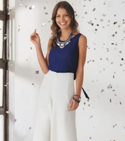 5e946081a Regata Viviane Furrier Pontos de Luz - Sua loja de moda feminina na ...