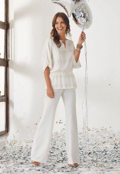 f0d635633 Blusa Viviane Furrier Listra Lurex - Sua loja de moda feminina na ...
