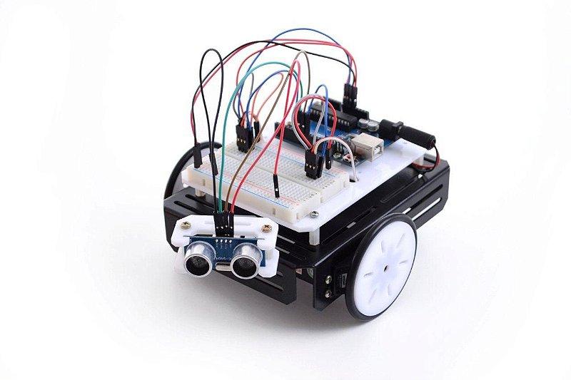 Kit de Robótica, Kit Arduino, CT100