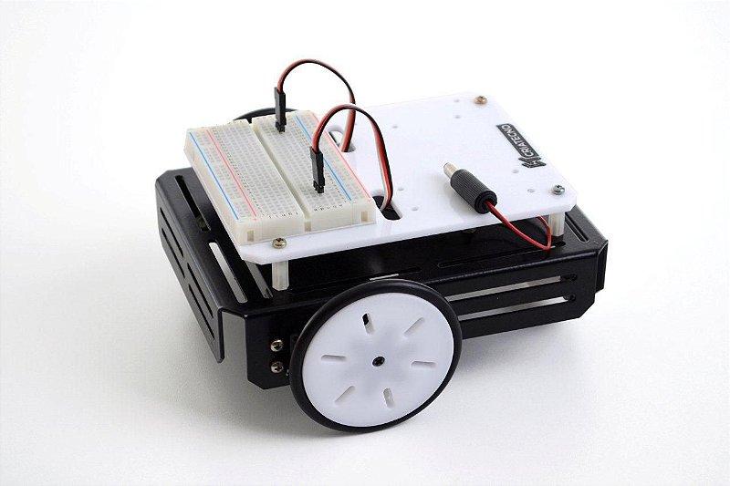 Kit de Robótica, CT100-OPC (sem placa Arduino)