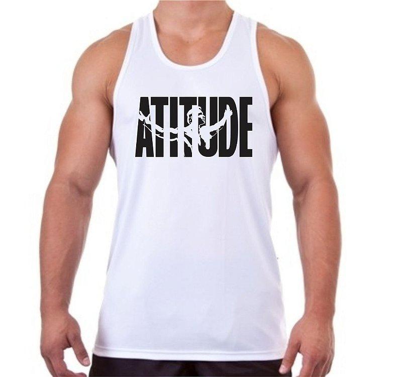 Camisa Regata Masculina Arnold Atitude - Loja Marombada - Roupas de Academia 944236c7532