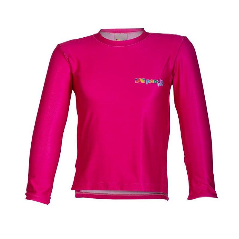 Camisa UV - Pink