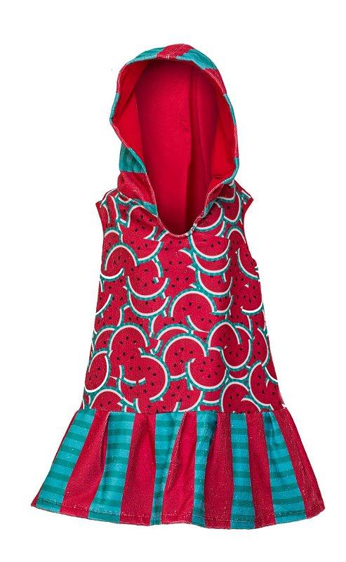 Vestido Toalha - Melancia