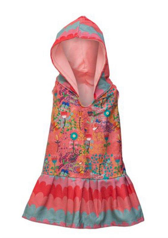 Vestido Toalha - Jardim Encantado