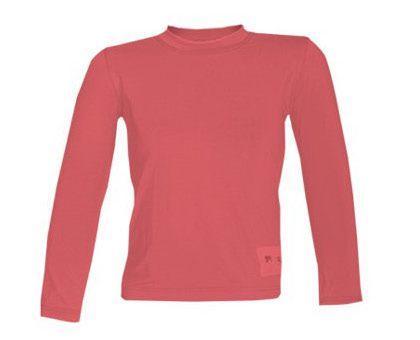 Camisa UV - Rosa Carmim